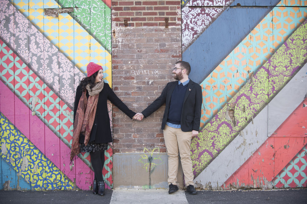 Asbury Park Engagement Photographer
