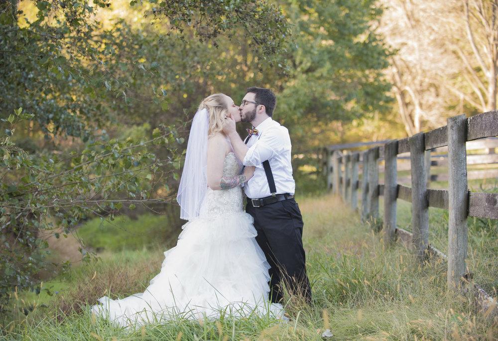 Marlton based Wedding Photographer