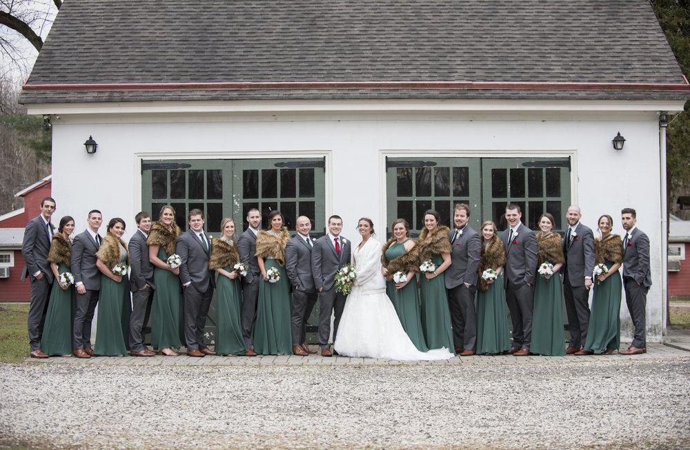 Croft Farm Wedding Photographs