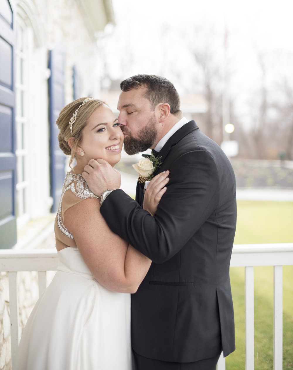 Wedding at Downingtown Country Club, PA