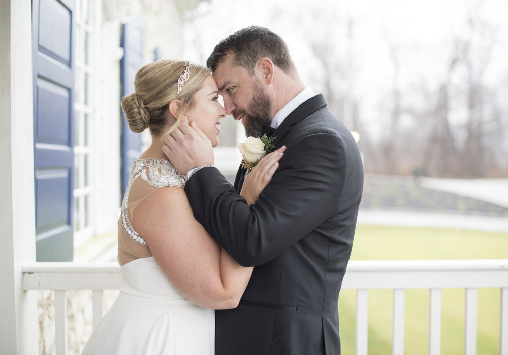 new years eve wedding at downingtown country club, in PA