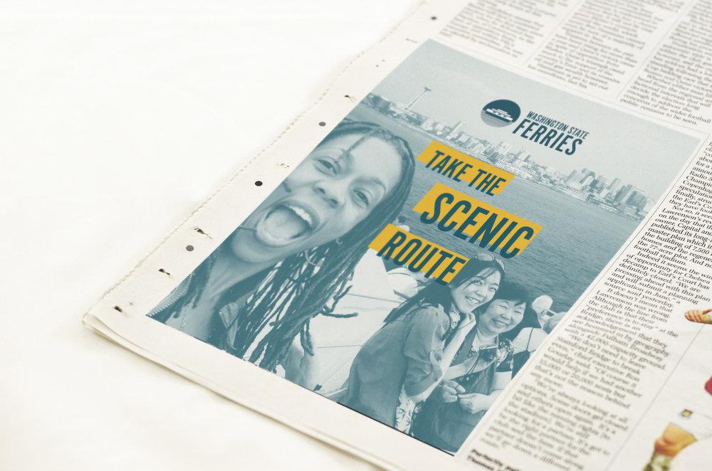 newspaper advertising