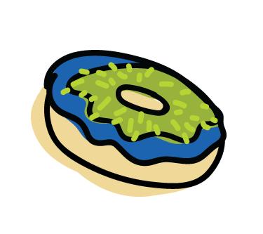 12th Man Donut