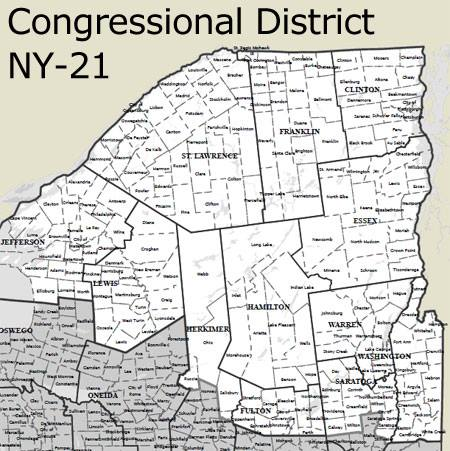 Map Of New York 19th Congressional District.Events Katie Wilson For Congress