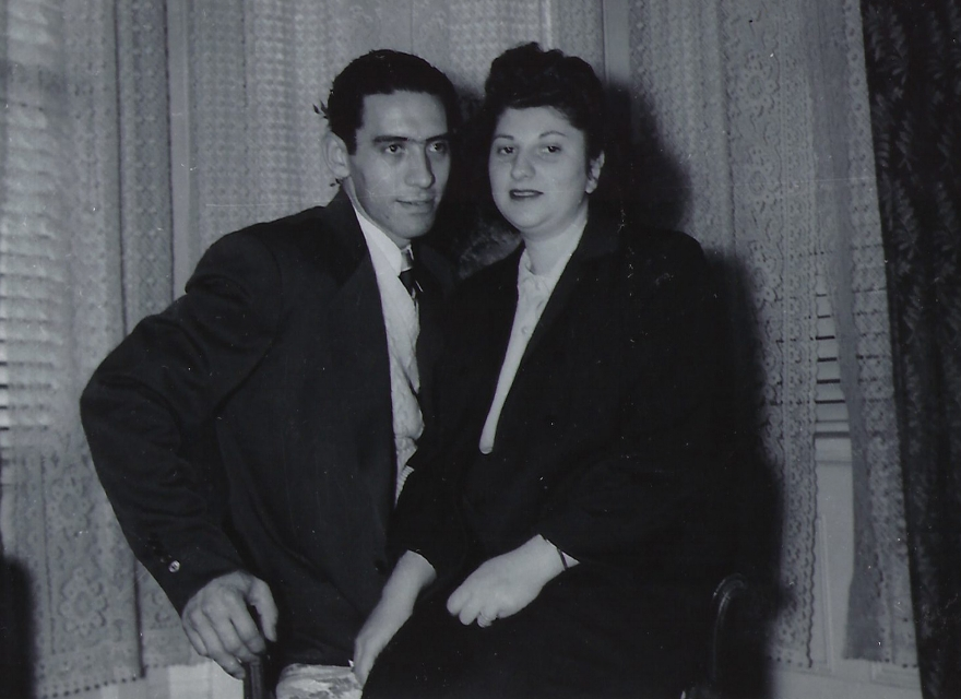 Grandparents: Nick and Connie