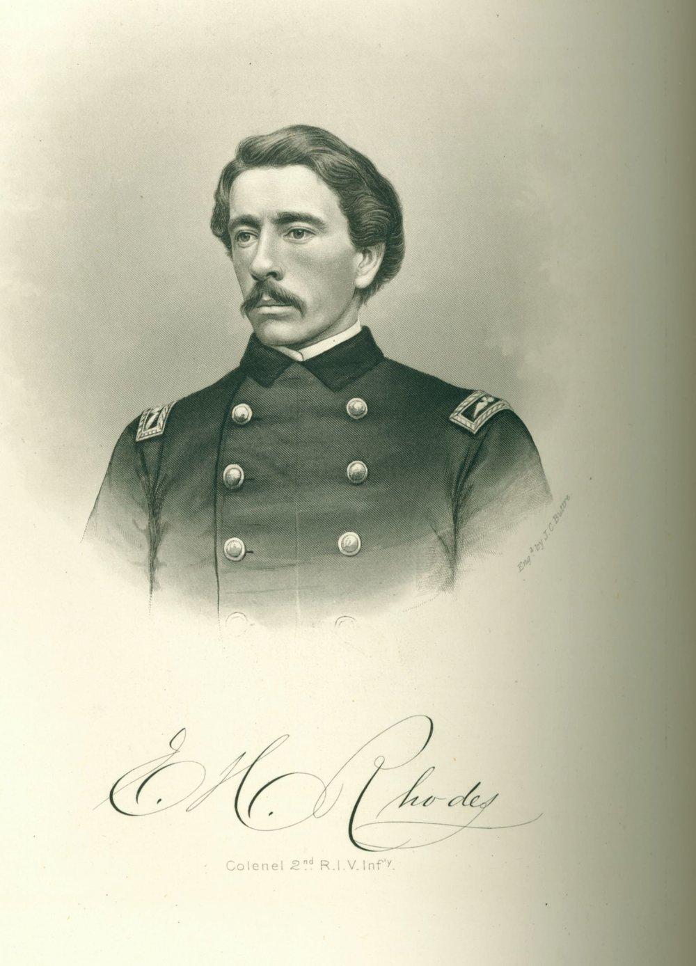 Elisha Hunt Rhodes