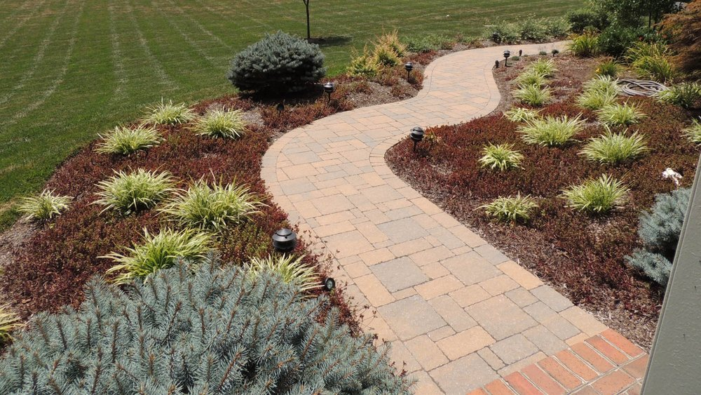 Paver Walkways -