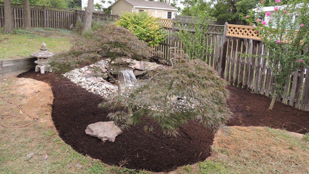 Stone Ponds -