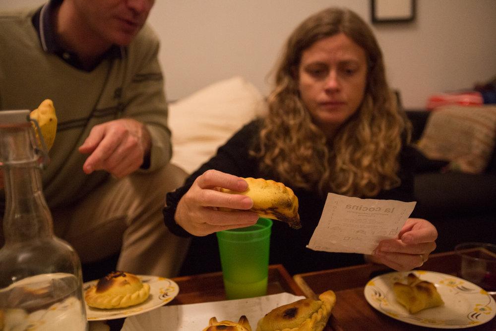 SLIDESHOW: Empanadas of Buenos Aires