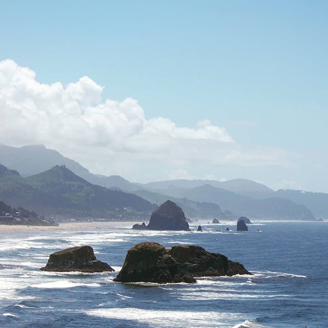 Seaside, Oregon #seasideoregon #tbt #latergram #pnw