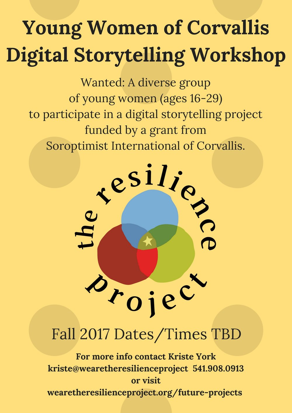 TRP September 2017 Young Women of Corvallis Workshop.jpg
