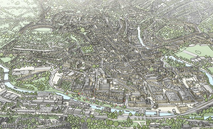 Client:  Bath and North East Somerset (B&NES) Council   Collaborators: Allies and Morrison, BuroHappold