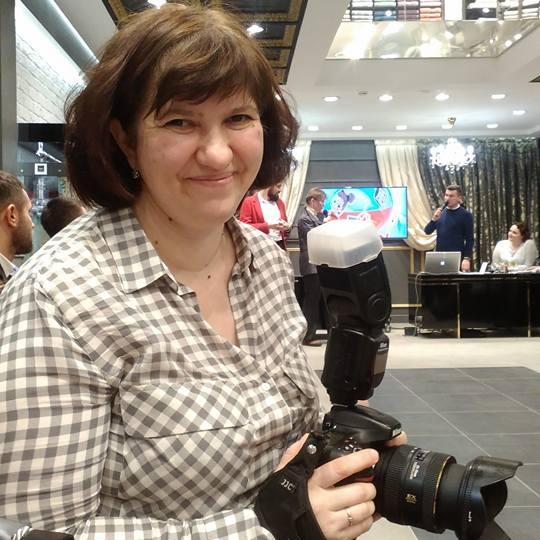Мария Иринархова