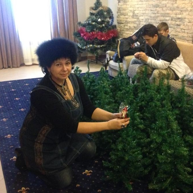 Татьяна Корелякова