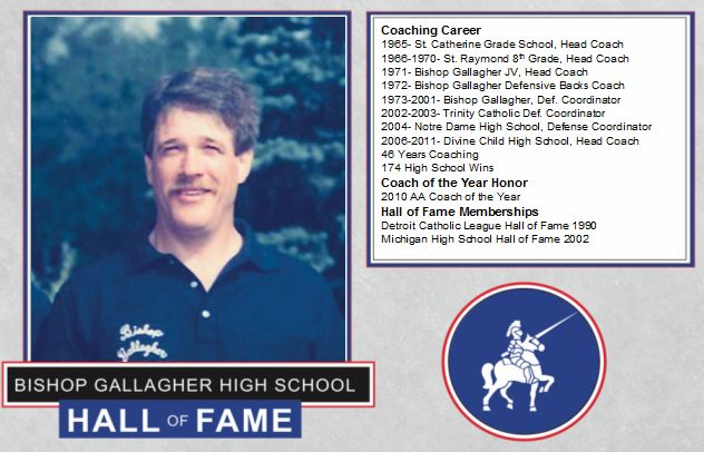 Jack masserang 2016 Lancer forever hall of fame inductee