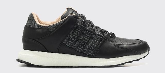 free shipping a8f1c 3f1bd ... greece avenue x adidas eqt support 93 16 black 321af 369b0