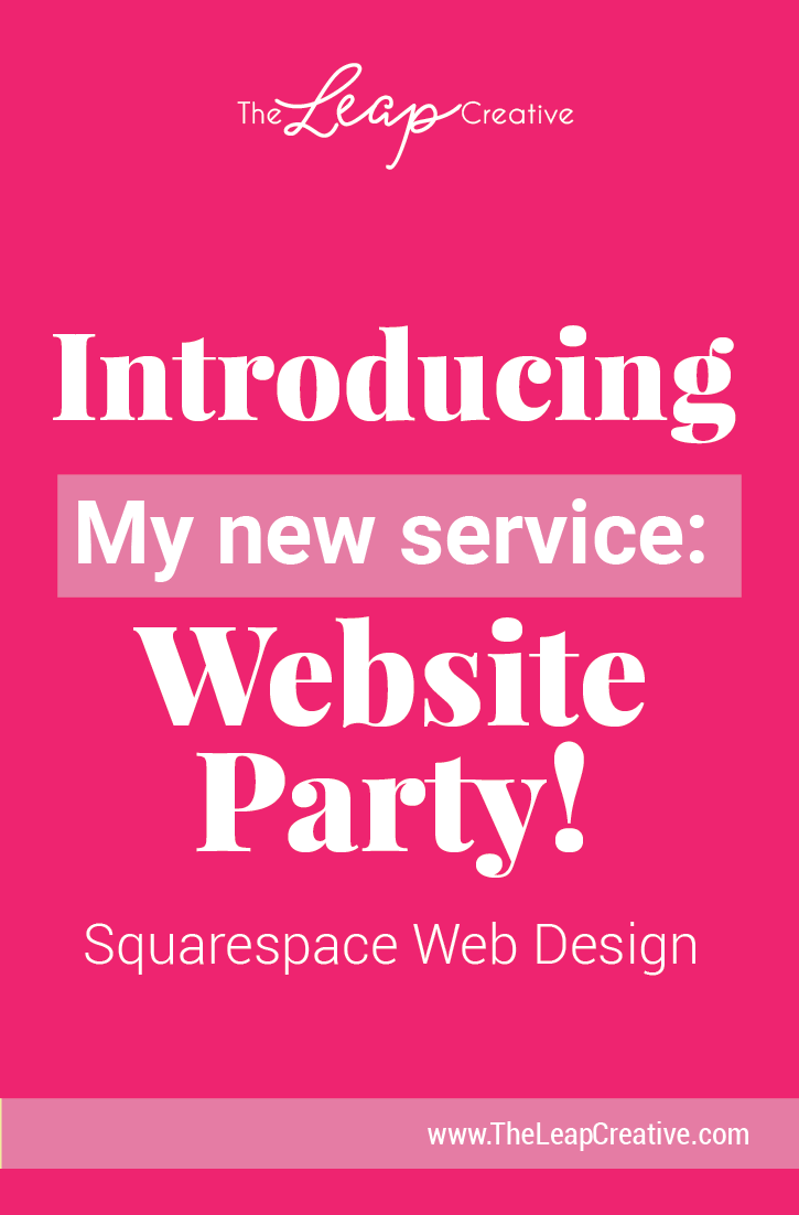 Introducing my new service Website Party.png
