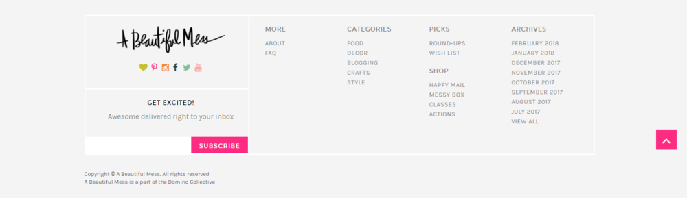 A Beautiful Mess footer.PNG