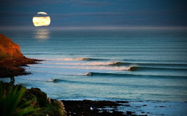 Raglan Surf Break | Surfing New Zealand