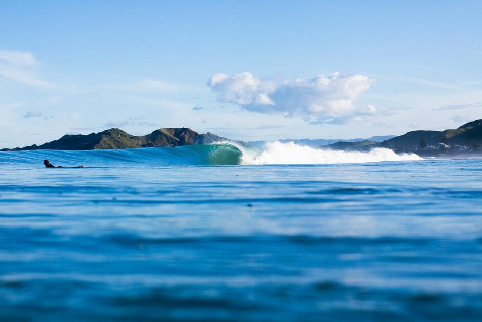 Rambo Estrada | Wainui Surf Breaks Gisborne | New Zealand