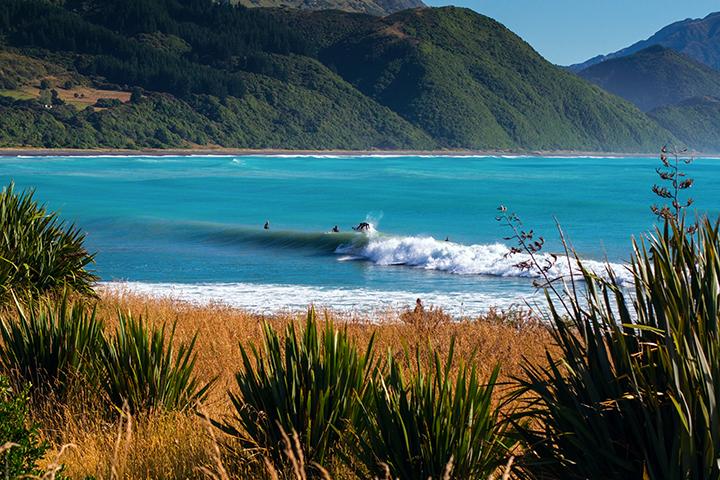 Mangamaunu, Kaikoura Surf | Surfing New Zealand
