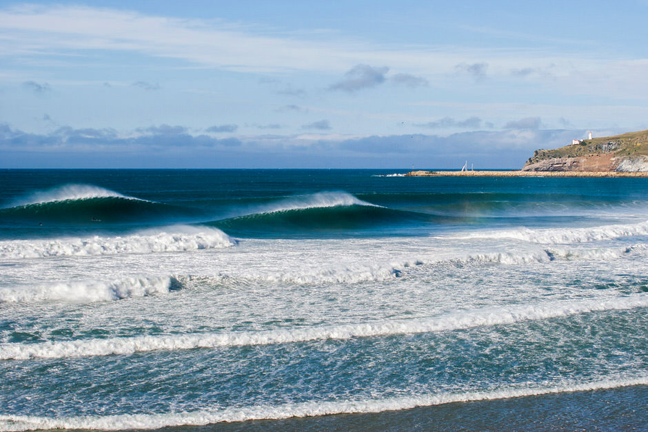 Rambo Estrada | Aramoana Dunedin Surf Breaks | Surfing New Zealand