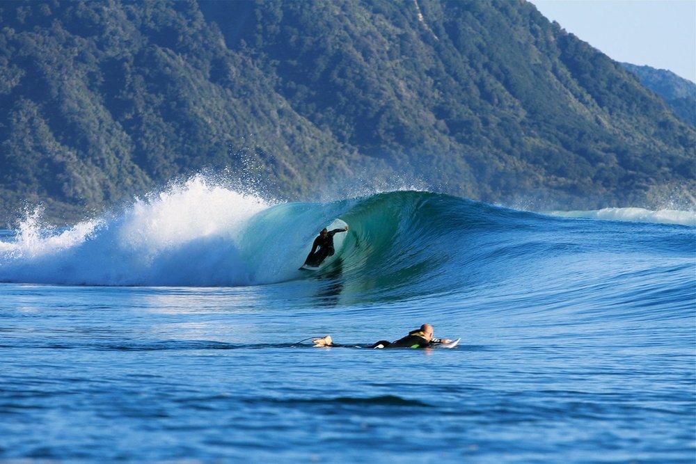 Big Bay Fiordland National Park | Surfing New Zealand