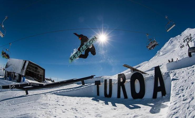 Turoa, Ruapehu Snow Sports | Snowboarding New Zealand