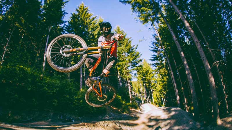 Central Otago MTB Downhill Freeride X-Country | Mountain Biking New Zealand