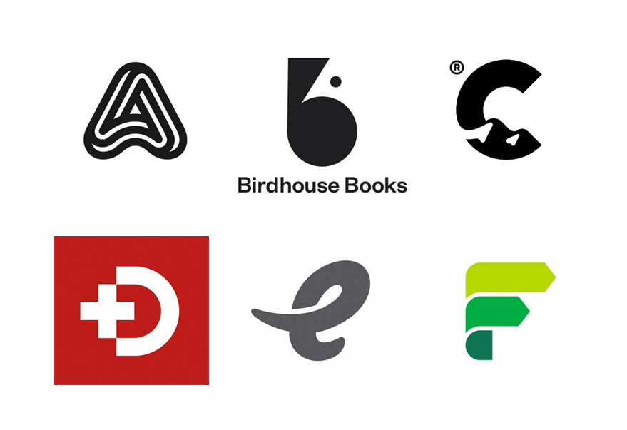 Simple logos are a thing of beauty