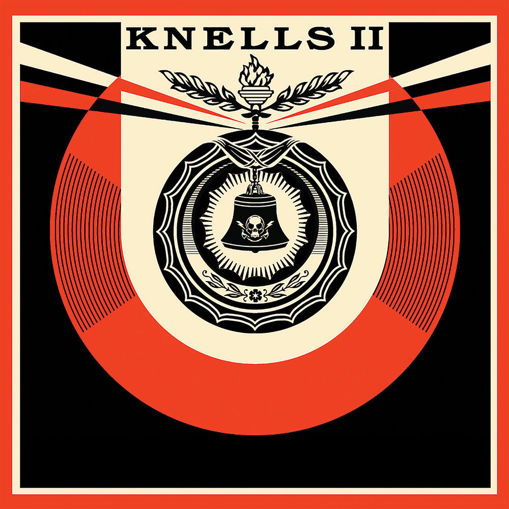 T he Knells:  KNELLS II  (2017) composer, musician, producer, engineer