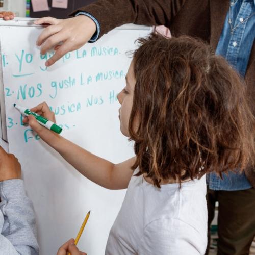 Kindergarten Spanish