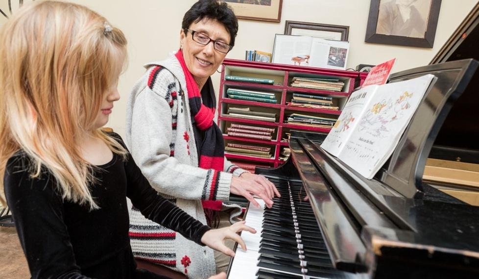 Music Study Promotes Language & Math