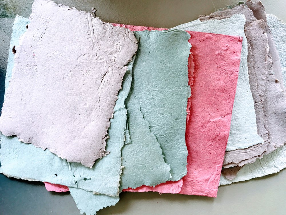so you want to make your own paper hidden hale