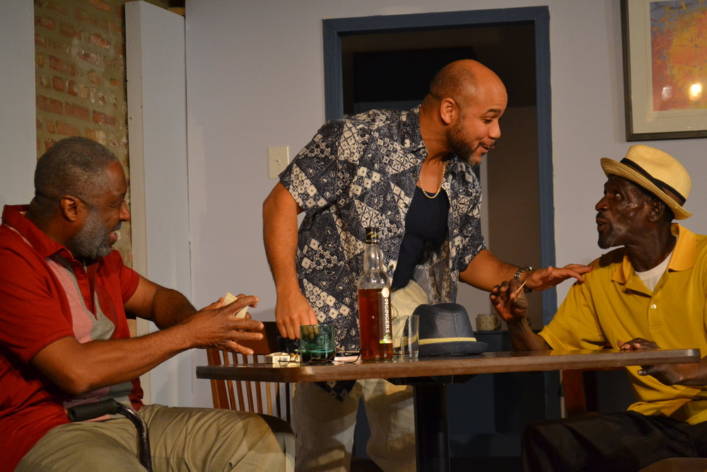"""Like lies, secrets are just coverings for what really happened,"" writes playwright Synthia Williams."