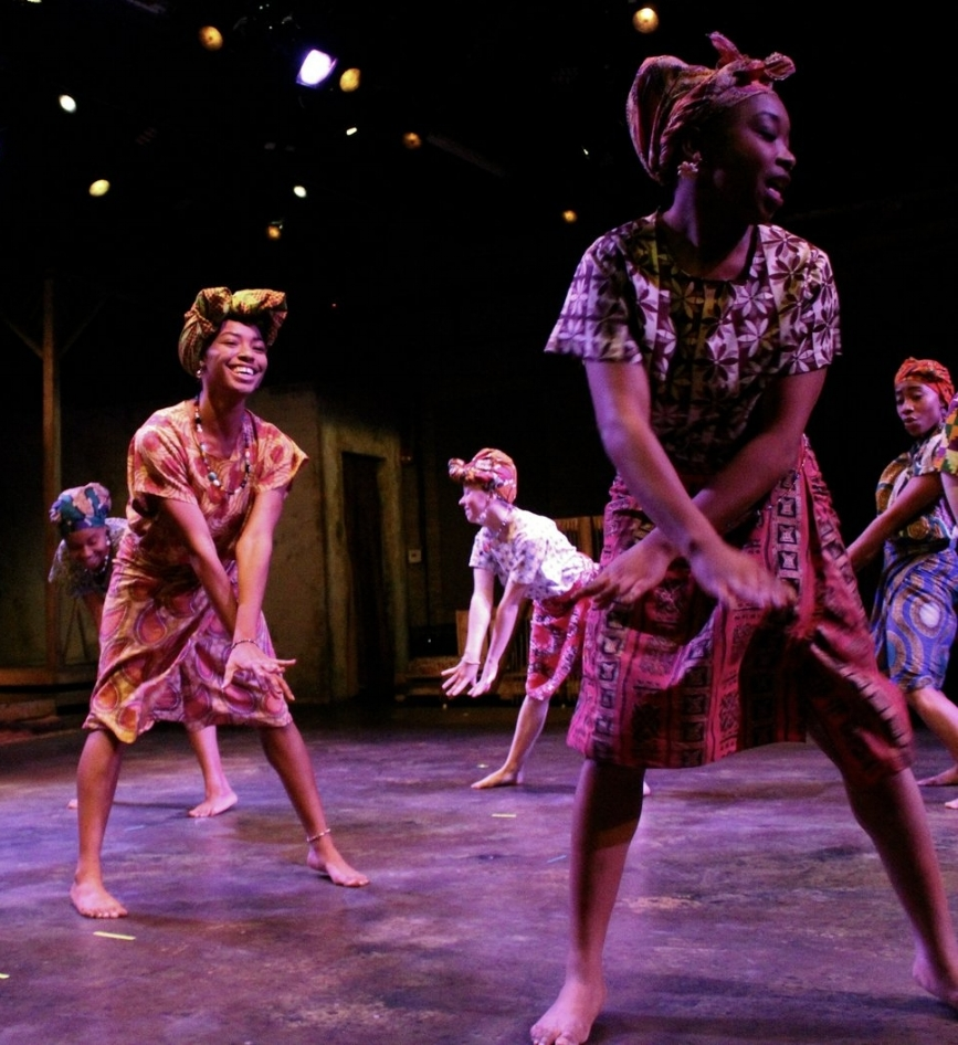 DEATH AND A KING'S HORSEMAN by Wole Soyinka (Choreographer: Keyierra Collins)