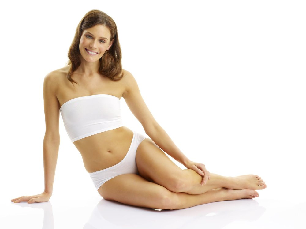 LASER HAIR REMOVAL - WHOLE BODY PACKAGE