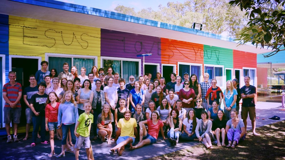 Christians United - This is the student-led AFES group on campus. A great way to get involved in mission at UNE, to be trained up as followers of Jesus, and to do fellowship with other Christian students. We run social and evangelistic events, bible studies, camps and prayer groups all year long.