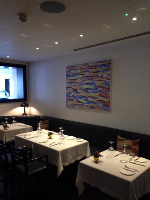 London House Gordon Ramsay Restaurant  - Slipstream 1  2015-16
