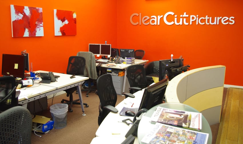 Clear-Cut –  Reception 2013