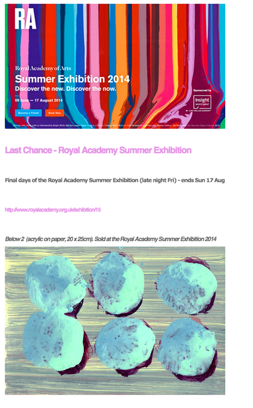 RA Summer Exhibition