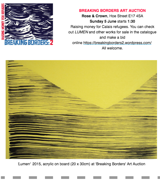 Breaking Borders Art Auction