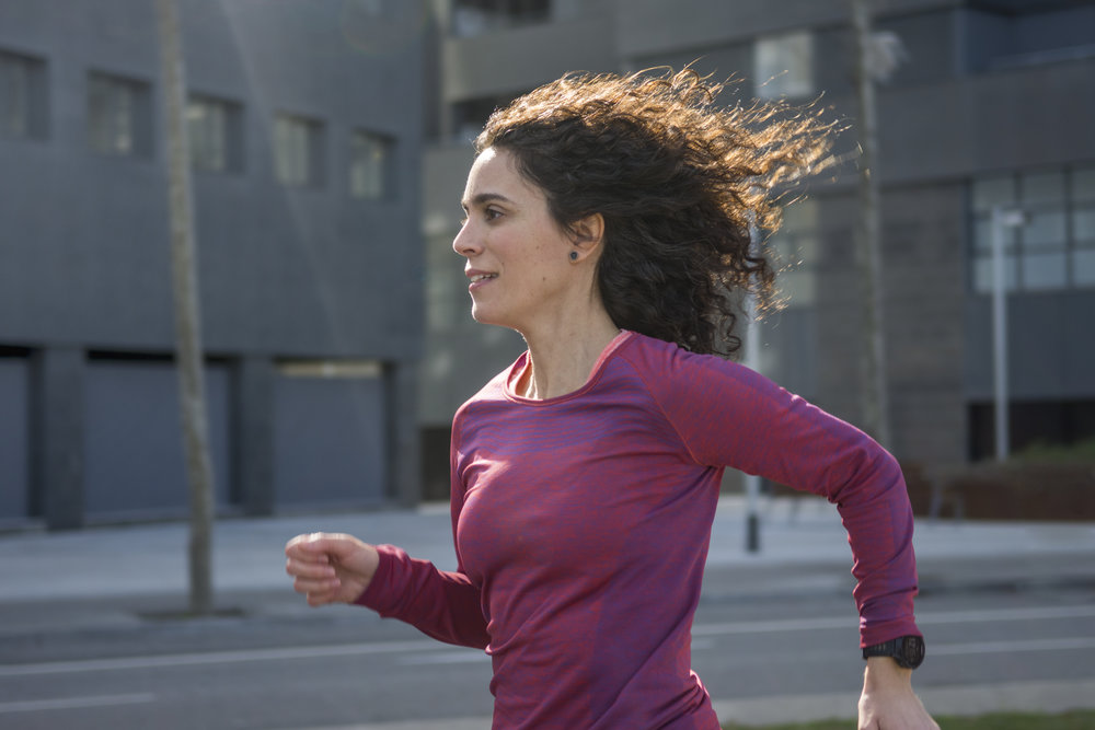 Run - – 45 min –