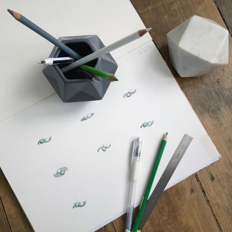 Designs, emerald and diamond.jpg