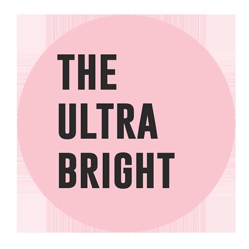 The Ultra Bright Logo