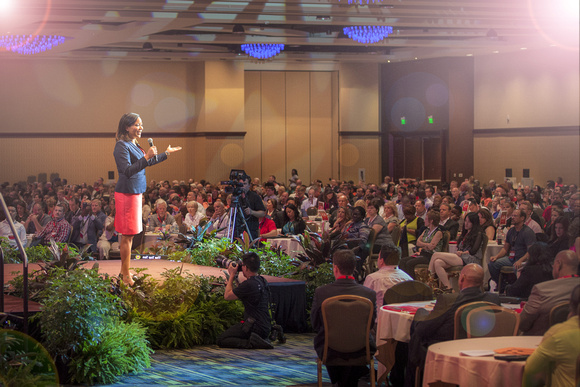 Speaker - Inspirational and motivational speaking with teaching and story-telling. Break out and plug in on a personal level to spark self-leadership.