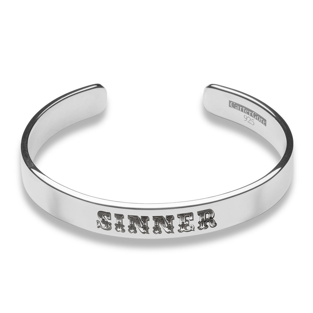 SINNER BANGLE<br>from £50.00