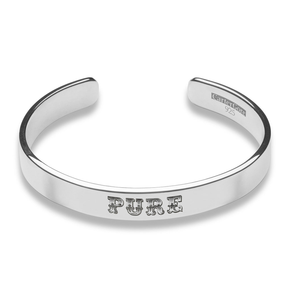 PURE BANGLE<br>from £50.00
