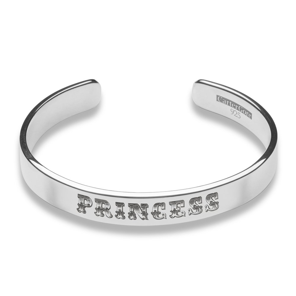 PRINCESS BANGLE<br>from £50.00