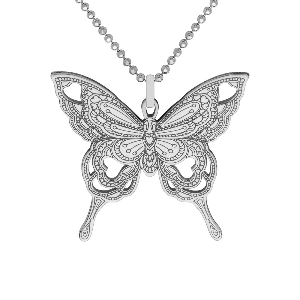 BUTTERFLY PENDANT<br>from £65.00
